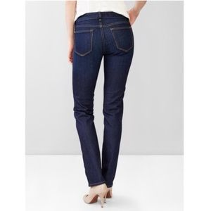 GAP 1969 Real Straight Jeans Size 29 / 8R